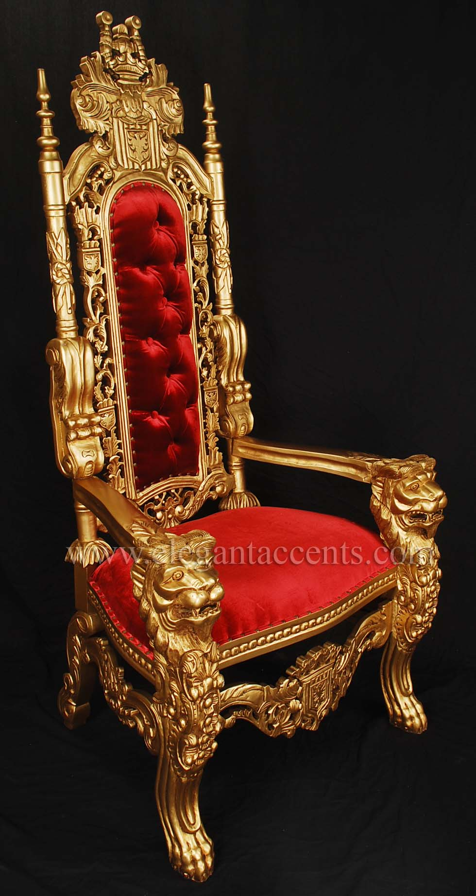 Products u0026gt; Accent Chairs u0026 Thrones u0026gt; Throne Chairs
